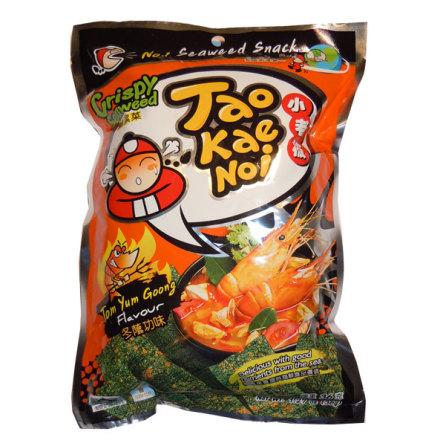 Crispy Seaweed Tom Yum Goong 32g Taokaenoi