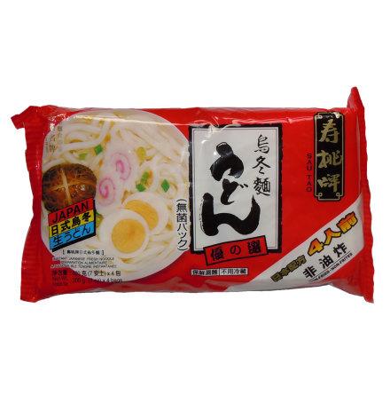 Udon Japanese Style Noodle 4x200g Sun Shun Fuk