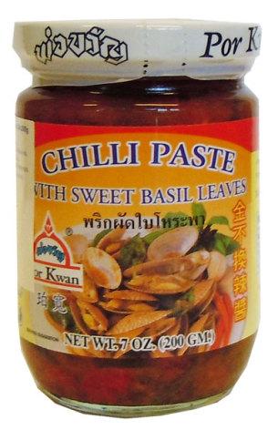 Chili Paste Sweet Basil 200 g