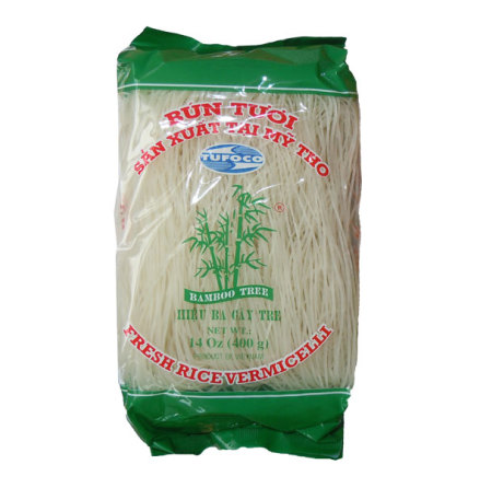 Rice Vermicelli 400g Bamboo Tree