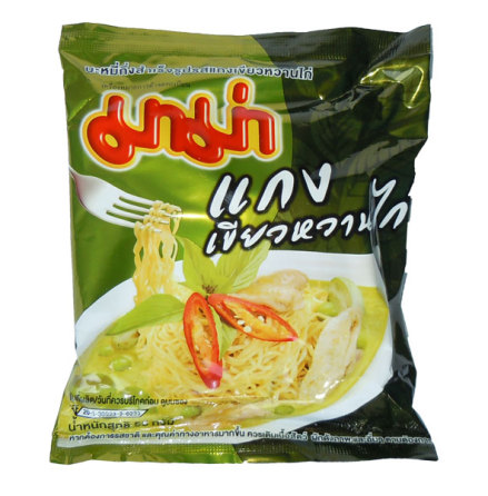 Mama Chicken Green Curry 55g
