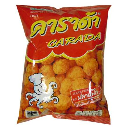 Carada Riceball Cuttlefish 42g