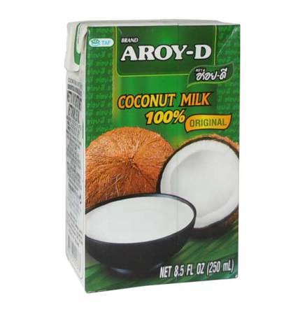 Coconut Milk 250ml Aroy-D