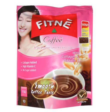 Fitne Coffe w/Collagen 150 g