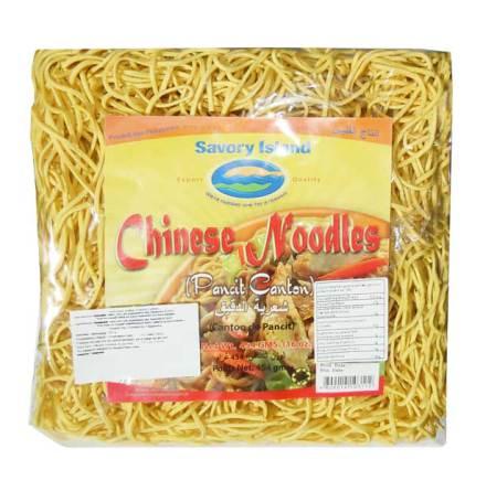Chinese Noodle Pancit Canton Savory Island