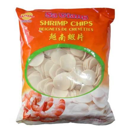 Prawn Crackers 1kg Sa Giang