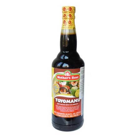 Toyomansi Soy Sauce w Calamansi 750ml Mother´s Best