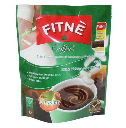 Fitne Coffee w/Kidney Bean 150 g