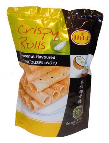 Crispy Roll Coconut 150g Kaew