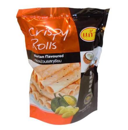 Crispy Roll Durian 150g Kaew