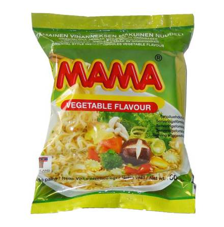 Mama Vegetable flavour 60 g
