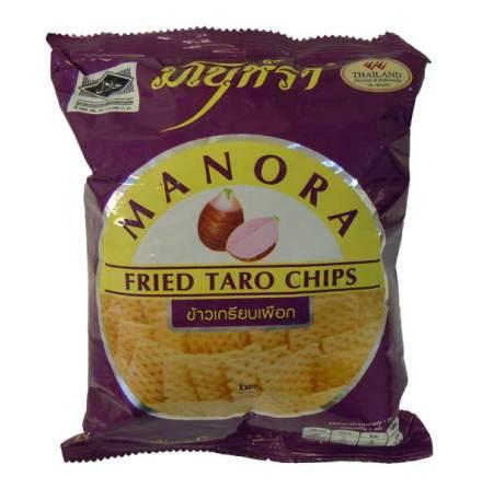 Fried Taro Chips Manora