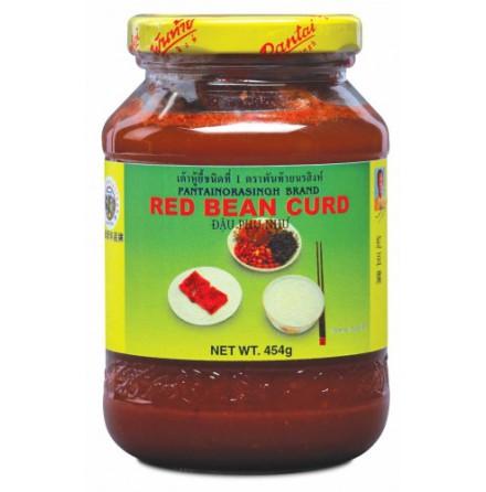 Red Bean Curd 454 g Pantai