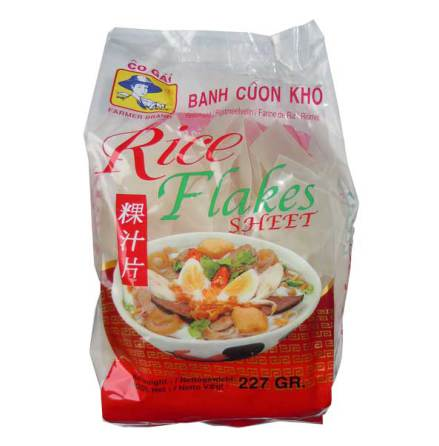 Rice Flakes 227g Farmer