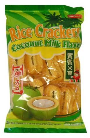 Bin Bin riskex kokos 150g