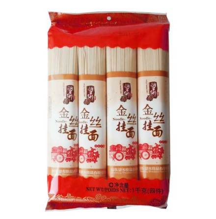 Golden Silk Noodle 1kg Wheatsun