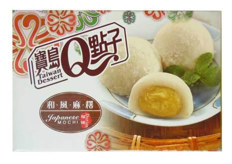 Mochi Durian 210g He Fong