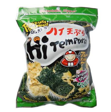 Tempura Seaweed Original 40g Taokaenoi