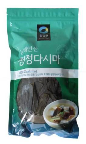 Dried Kelp 150g Wu Jung