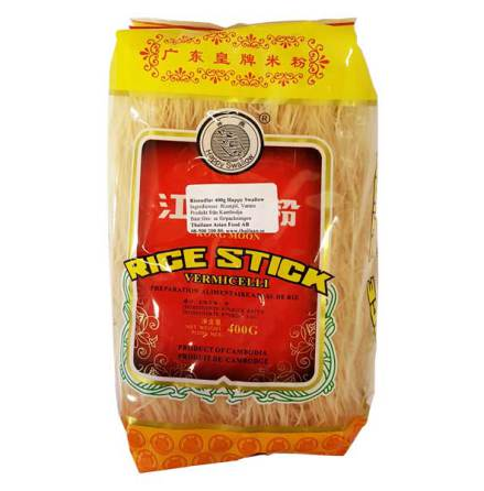 Kongmoon Rice Vermicelli 400g Happy Swallow