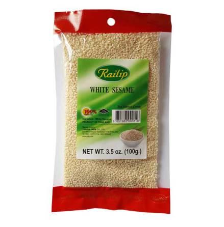Sesame Seeds White 100g Raitip
