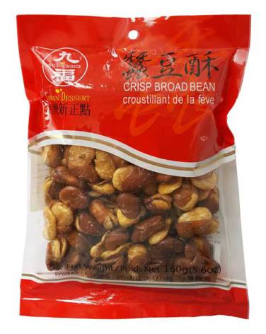 Crispy Broad Bean 160g Nice Choice