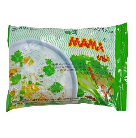 Mama Rice Vermi Clear Soup
