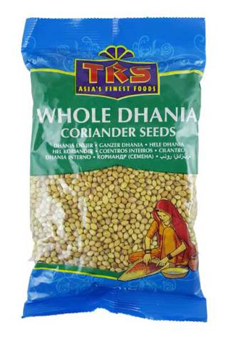 Dhania Whole Coriander 100 g TRS