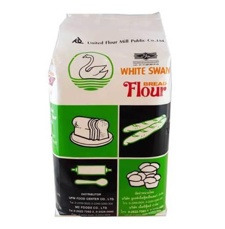 Bread Flour 1kg White Swan