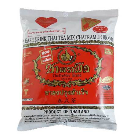 Thai Tea Mix 400g Chatramue Brand