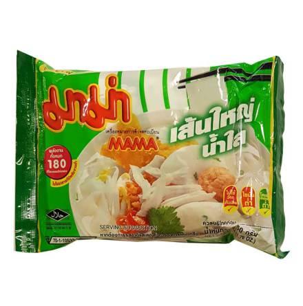 Mama Flat Noodle Clear Soup