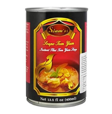 Tom Yum Soup 400ml Siam´s