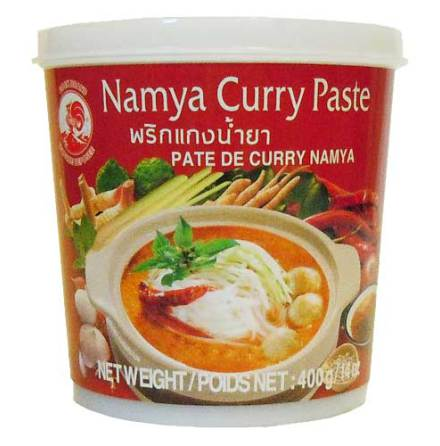 Nam Ya Curry Paste 400 g Cock
