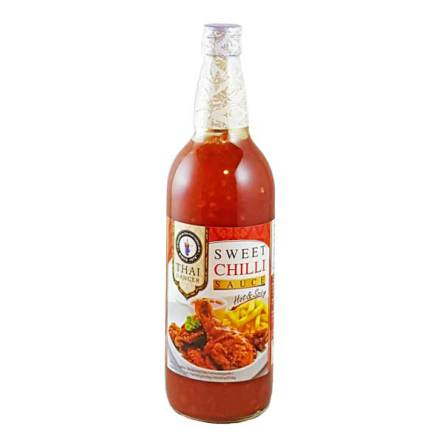 Sweet Chili Sauce Hot & Spicy 730ml TD