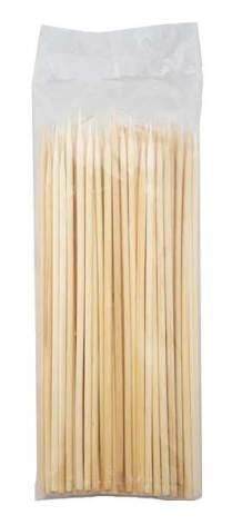 Bamboo Skewer 15cm 100-pack