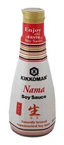 Nama Soy Sauce 200ml Kikkoman