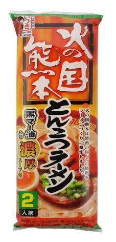 Hinokuni Tonkotsu Ramen 250g Itsuki