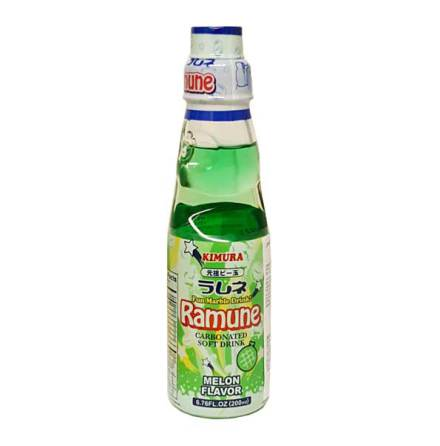 Ramune Melon 200ml Kimura