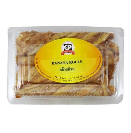 Banana Rolls 170g C&P