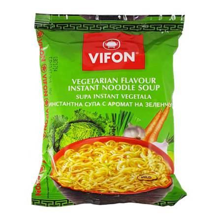 Instant Noodle Soup Vegetarian Flavour 60g Vifon