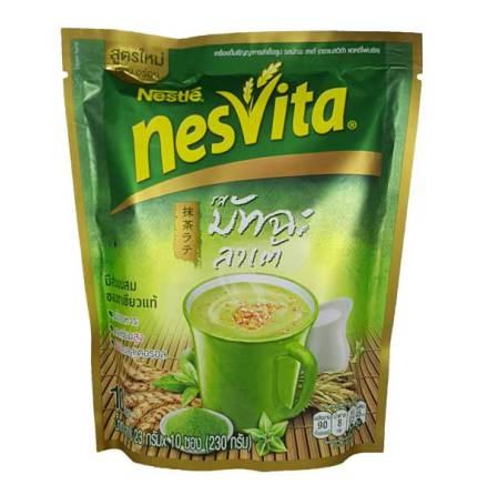 Cereal Drink Matcha Latte 230g Nesvita