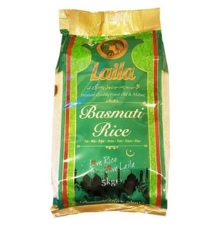 Basmati Rice Laila