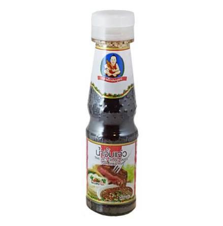 Thai Spicy Dipping Sauce Healthy Boy