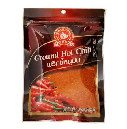 Dried Chili Powder 100g Hand Brand