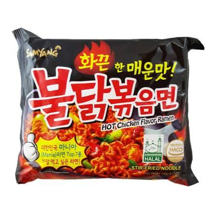 Hot Chicken Ramen 140g Samyang