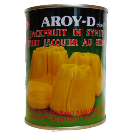 Jackfruit in syrup 565 g Aroy-D