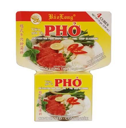 """Soup Seasoning """"Pho Bo"""" 75g Bao Long"""