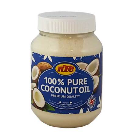 Coconut Oil 500ml KTC