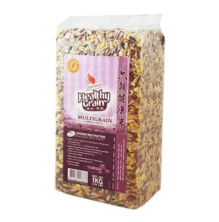 Multi Grain 1kg Sawat-D