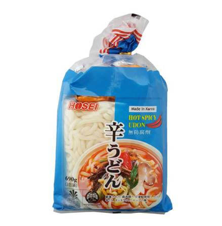 Udon Soup Hot Spicy 690g Hosei